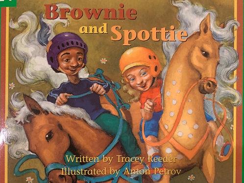 Brownie and Spottie Level 14 (MacMillan)