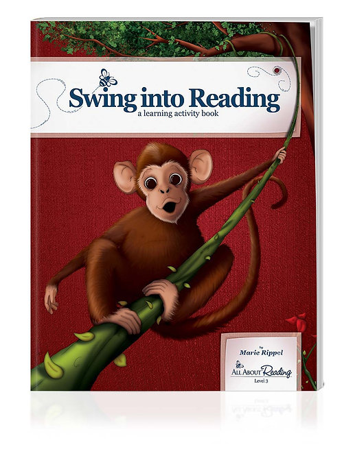 AAR: Level 3 Swing into Reading Activity Book Colour Version