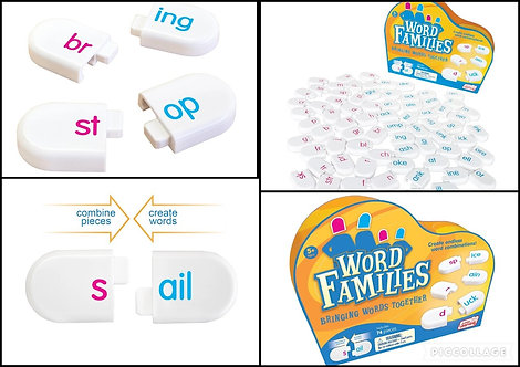 Junior Learning Word Families