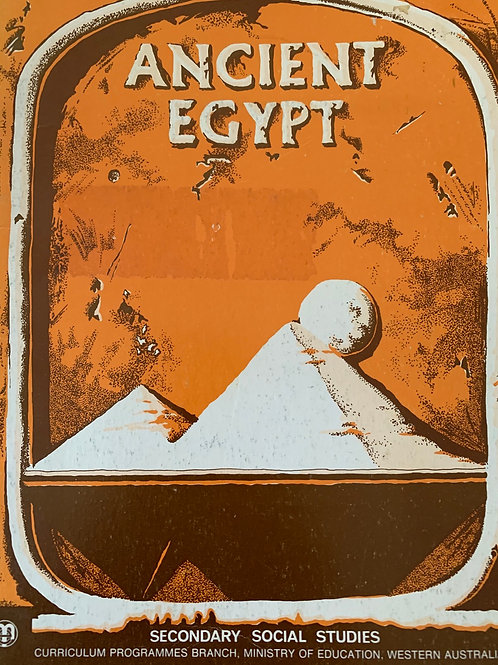 Ancient Egypt for Seconary