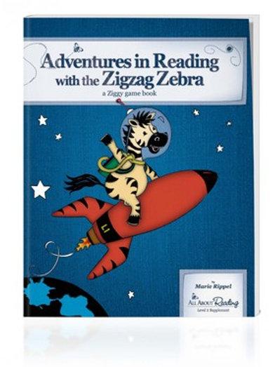 AAR: Adventures in Reading with the Zigzag Zebra