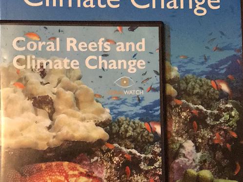 Brand New: Coral Reefs & Climate Change Book & CD by University of Qld
