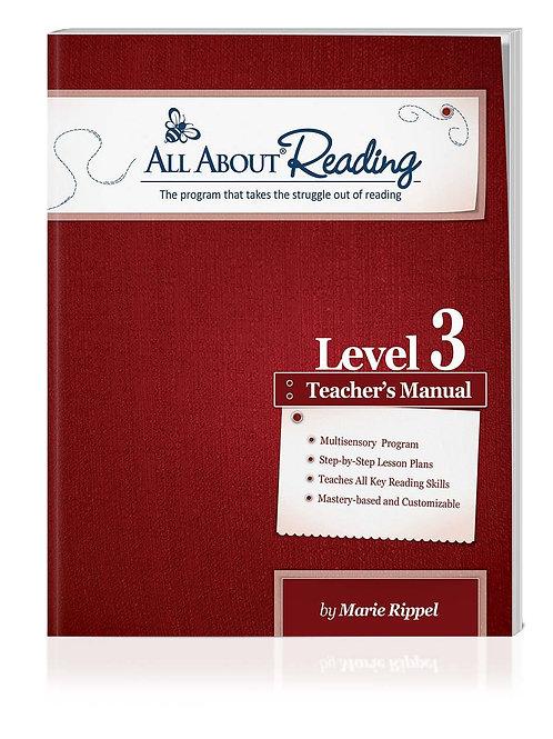 AAR: Level 3 Teachers Manual Colour