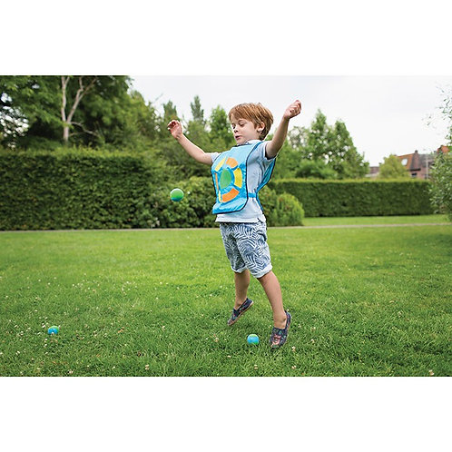 Belly Catcher Throwing Game