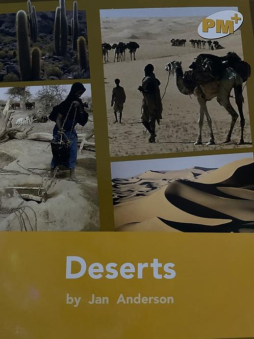 Deserts  Level 22/23 (PM)