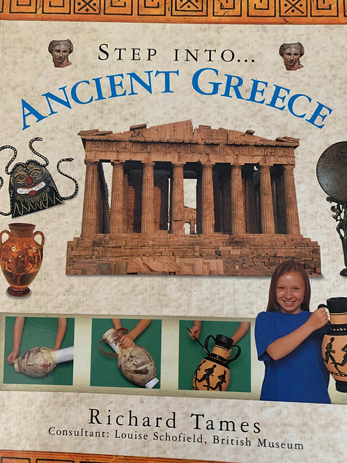 String Into Ancient Greece