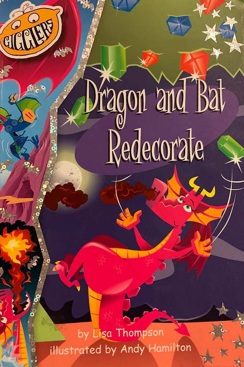 Dragon and Bat Redecorate Level 21/22 (Gigglers)