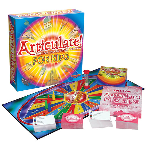 Articulate For Kids Language Game
