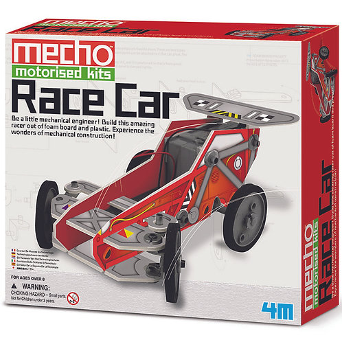 4M Kids Labs: Mecho Car Motorised Kits  $39.95
