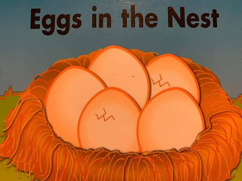 Eggs In the Nest Level 3/4/5 (Galaxy)