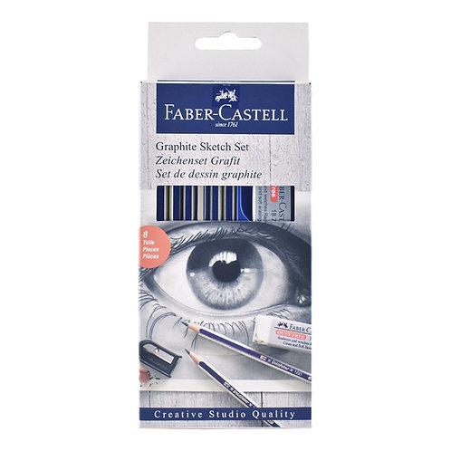 Faber-Castel Graphite Stetch Set