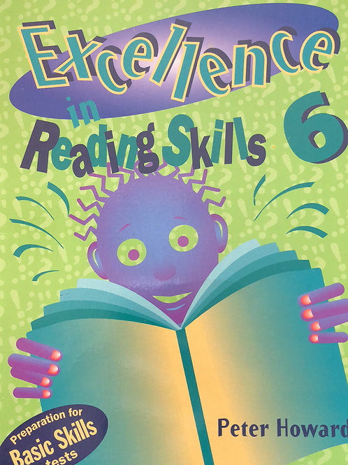 Excellence On Reading Skills Student Book 6
