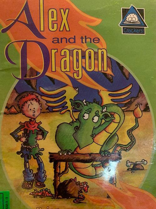 Alex and The Dragon Level 26/27 (MacMillan)