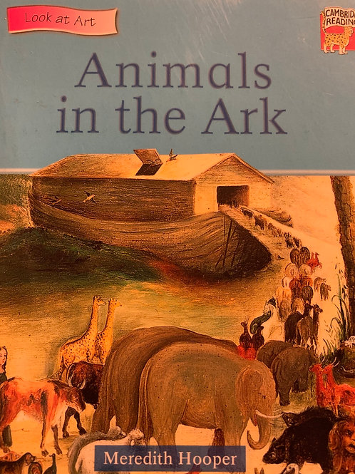 Animals In The Ark Level 3/4/5 (Cambridge)