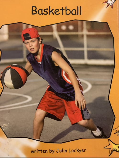Basketball Level 21/22 (Red Rocket)