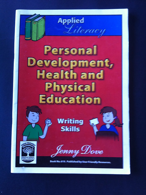 Applied Literacy - Health and PE Writing Skills