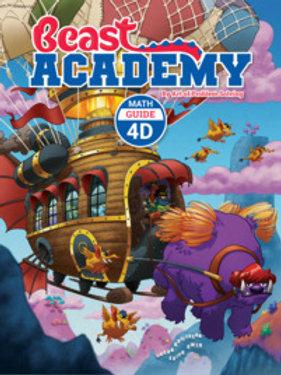 Beast Academy 4D