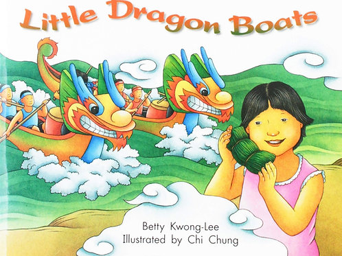 Little Dragon Boat Level 15 (Macmillan Beetle Box)