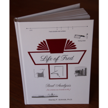 NEW Life of Fred: Real Analysis