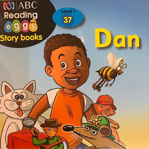 Dan Level 1 (Reading Eggs)