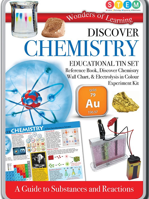 Discover Chemistry STEM Science Kit