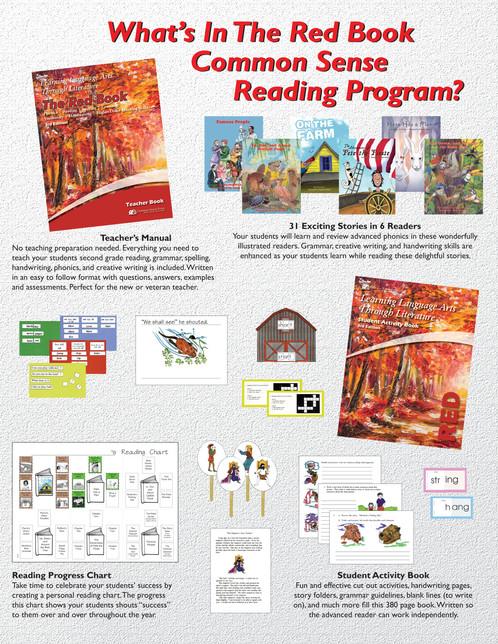 Ebook llatl 3rd ed red book program 2nd grade fandeluxe Images