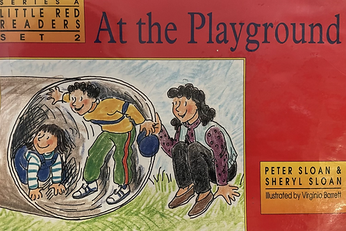 At The Playground Level 3/4/5
