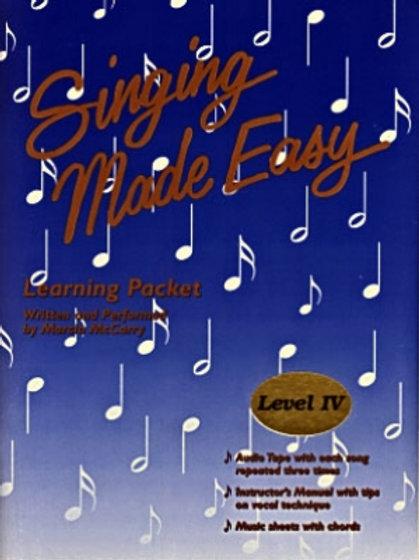 Singing Made Easy - Level V