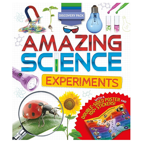 Amazing Science Experiments Discovery Pack