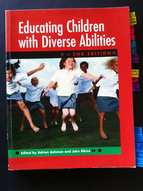 Educating Children with Diverse Abitlities $25.00