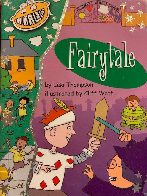 Fairytales Level 27 (Blake)