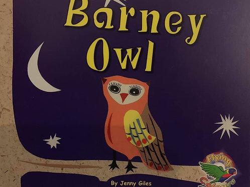 Barney Owl (Thomson Nelson) Level 6