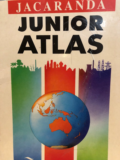 Jacaranda Junior Atlas