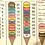 Thumbnail: A4 Laminated Mini Posters Maths