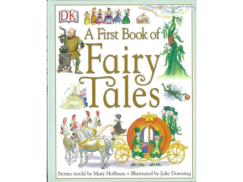 DK: A First Book of Fairy Tales by Mary Hoffman