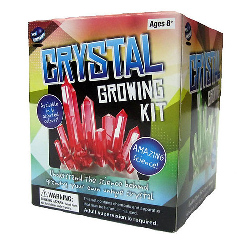 Crystal Growing Kit $9.95