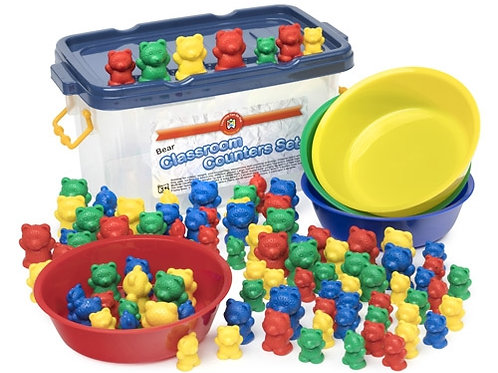 Counting Bear Large Classroom Set