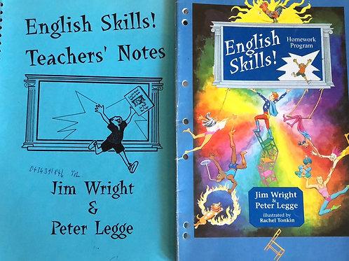 English Skills Student & Teacher Book (Homework Program)