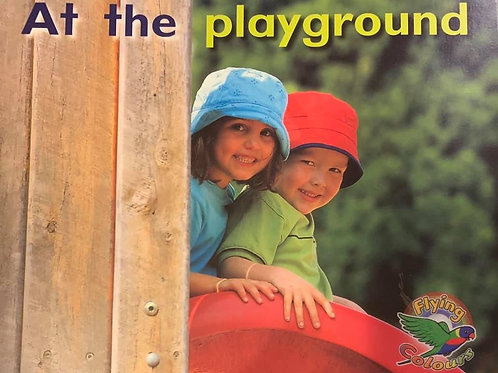 At The Playground (Thomson Nelson) Level 1