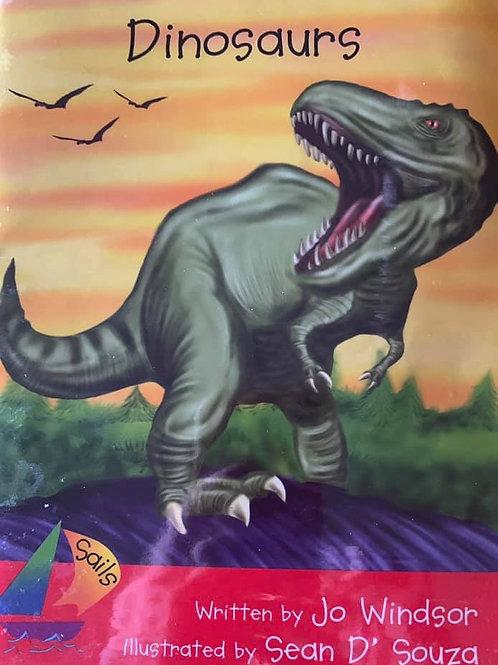 Dinosaurs (Heinemann Sails) Level 4