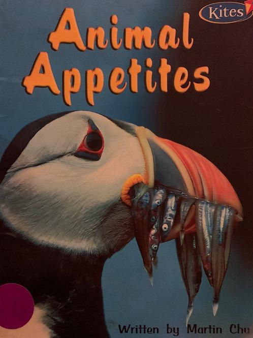Animal Apoetites Level 20 (Kites)
