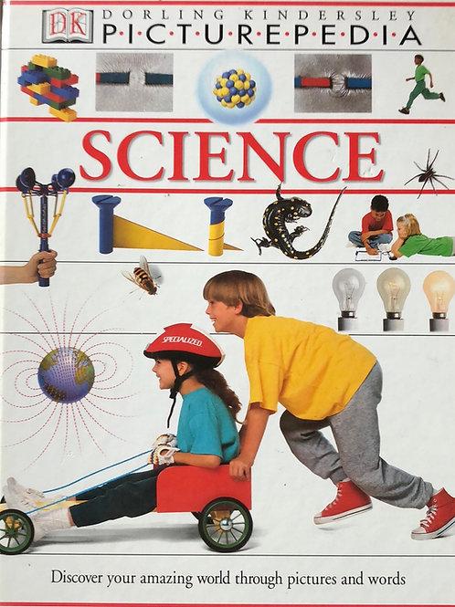 DK Science Picturepedia Hardcover