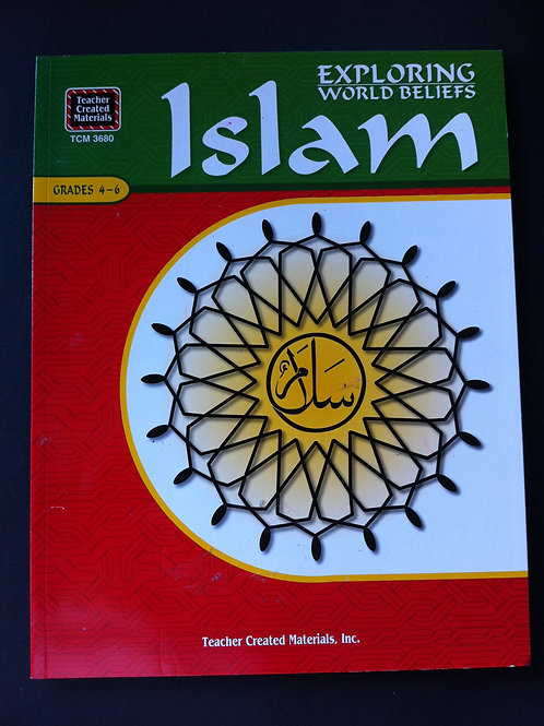 Exploring World Beliefs: Islam BLM's Grades 3-4