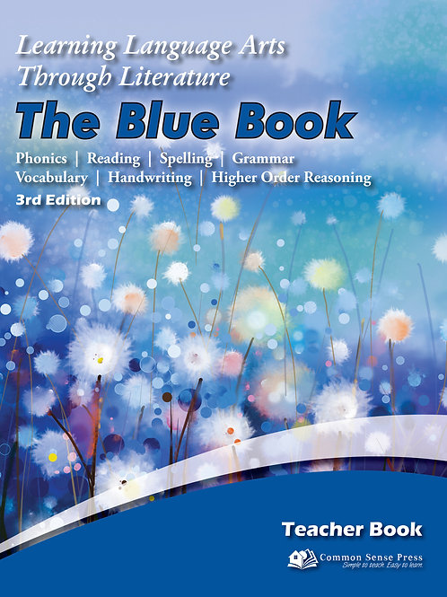 LLATL 3rd Ed: Blue 1st Grade Teacher Manual