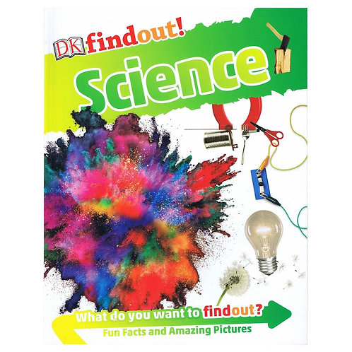 DK Find Out! Science