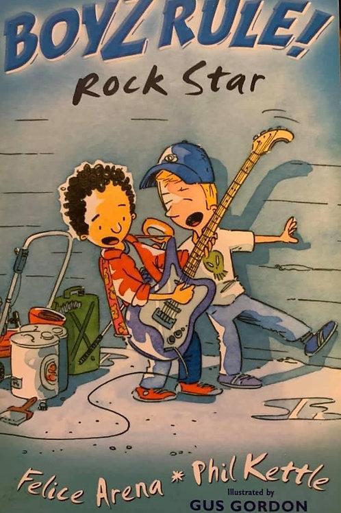 Boyz Rule - Rock Stars by Arena & Kettle