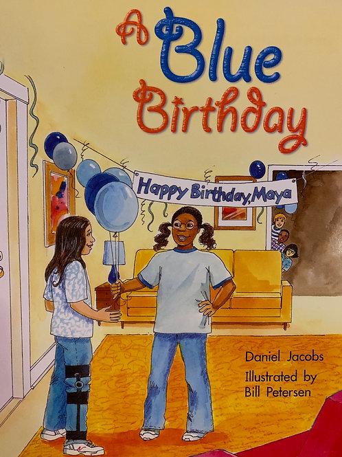 A Blue Birthday Level 16 (MacMillan Beetle Box)