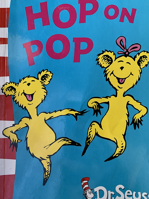 Dr Seuss Hop On Pop (Blue Pre-Readers Rhymes & Repetition)
