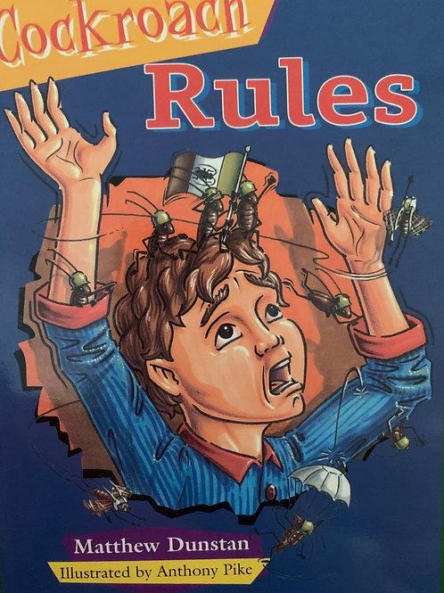 Cockroach Rules Level 25 (Macmillan Reading Bug)