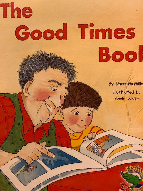 The Good Time Book (Thomson Nelson) Level 23